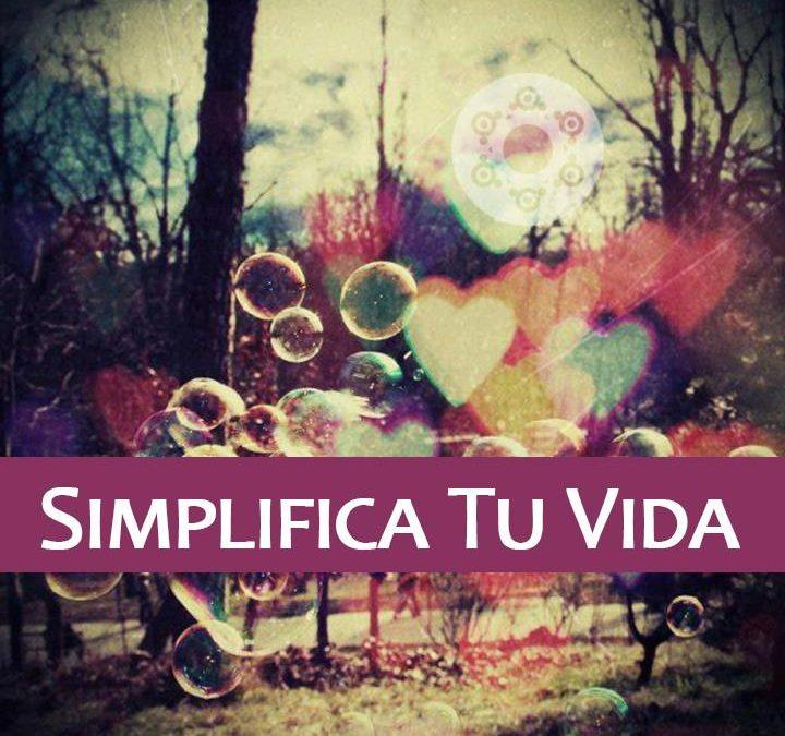 Los 12 pasos para simplificar tu vida