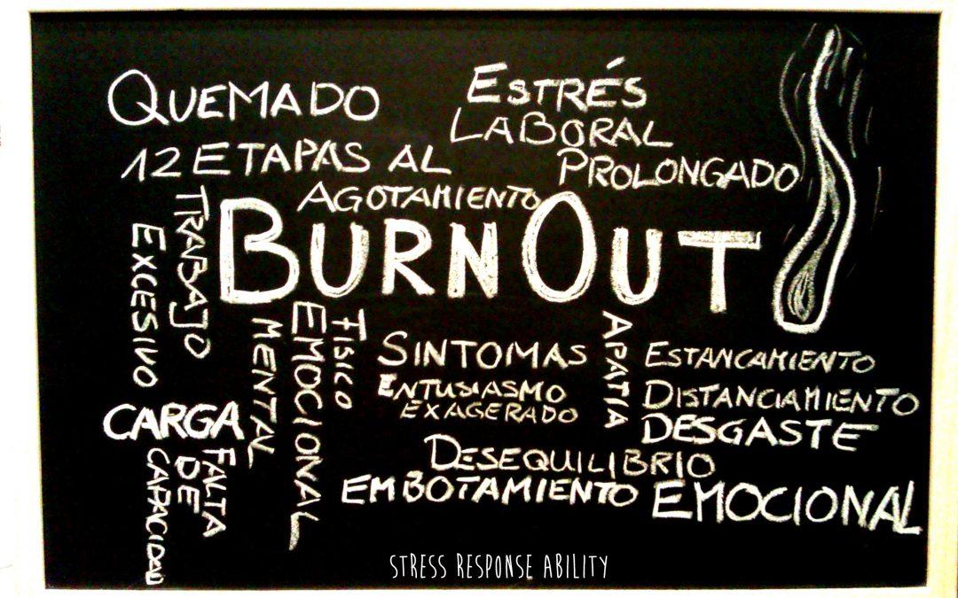¿Estás sufriendo el síndrome del trabajador quemado?
