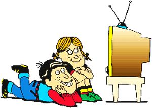 La influencia de los medios de comunicación en los niños
