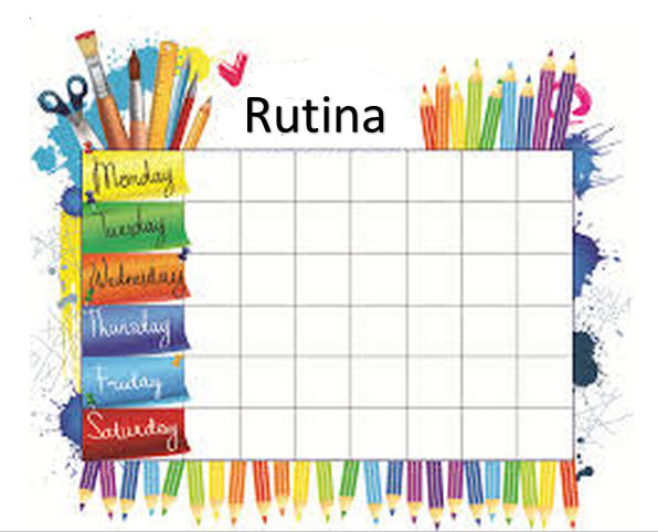¿Cómo organizar rutinas en verano con niños?