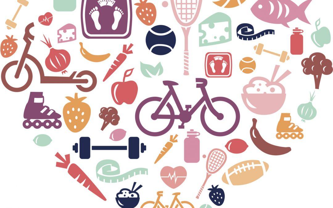 La importancia de los hábitos saludables en familia