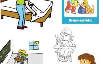 ¿Quieres que tu hijo sea responsable?