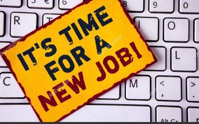 ¿Estás replanteándote cambiar de trabajo?