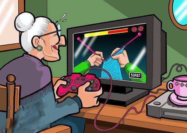 Las nuevas tecnologías y la tercera edad