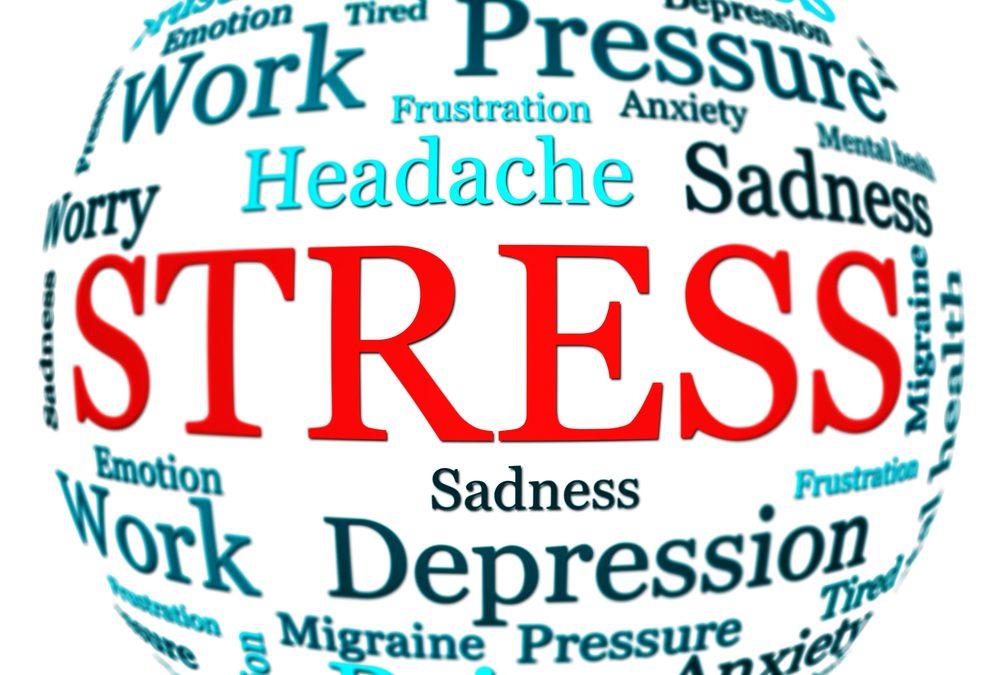 ¿Quieres saber cómo controlar el estrés?