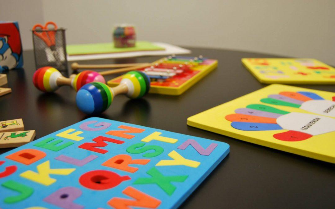 ¿Cómo trabajo en terapia infantil?