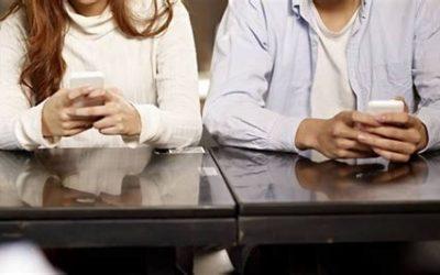 El uso del teléfono móvil y la relación de pareja