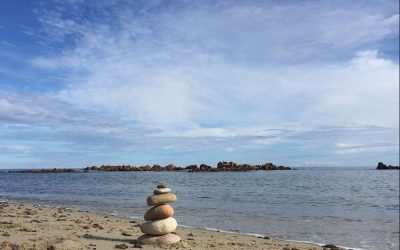 Mindfulness en la playa